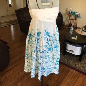 NWT Vanessa Virginia by Anthropologie dress